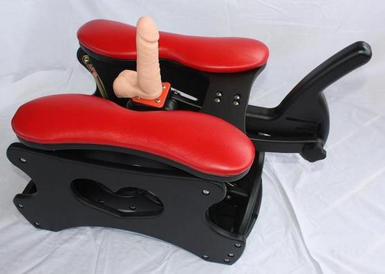 Rocking chair fuck machine